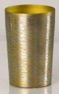 二重タンブラープレミアムライト チタン白樺 ゴールド