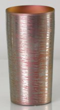 二重タンブラープレミアム チタン白樺 ピンク