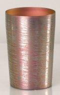 二重タンブラープレミアムライト チタン白樺 ピンク