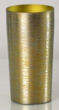 二重タンブラープレミアム チタン白樺 ゴールド