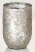 純チタン製二重タンブラー 窯創り ブースター シルバー