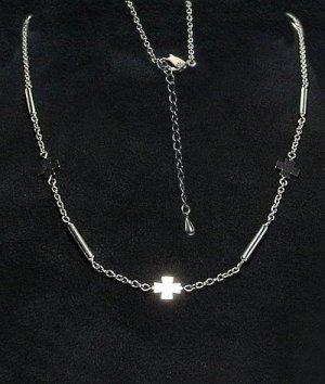 画像1: コリラックチタン 十字(マグネタイプ) チタンプラチナ