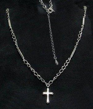 画像1: コリラックチタン クロス(マグネタイプ) チタンプラチナ